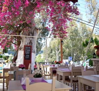 Nostos Restaurant view