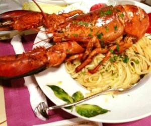 Nostos Restaurant Lobster