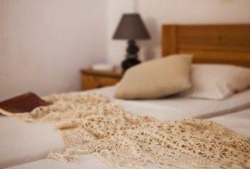 Sofia-Apartments double bedroom